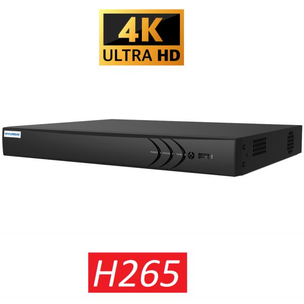 HYU-754 16 kanaals NVR